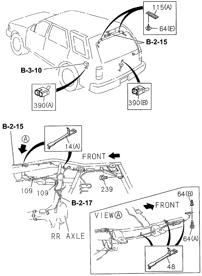 1997 Honda Passport Wiring Diagram