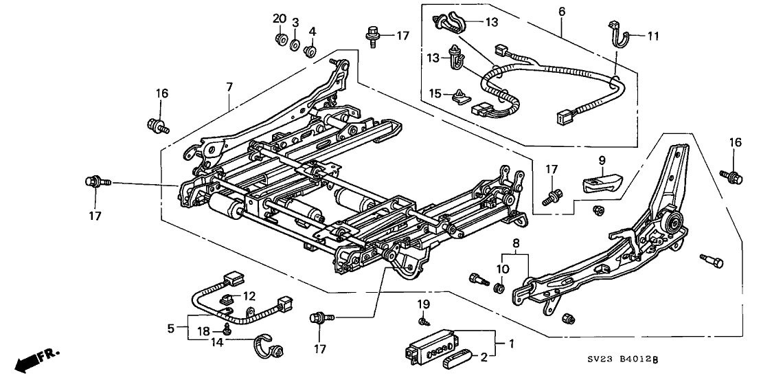 1996 Honda Accord 2 Door Ex Wiring Diagram