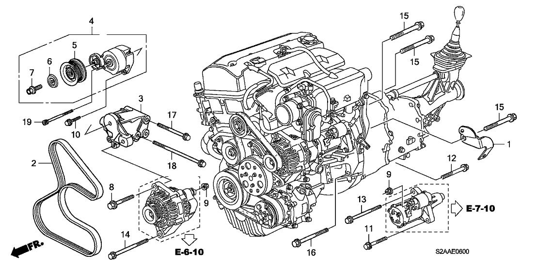 honda 31180 pcx 003 S2000 Engine Diagram