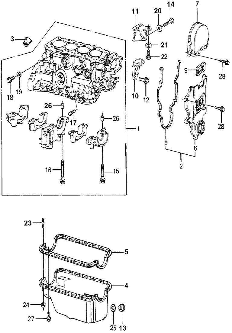 1980 Honda Accord Timing Belt