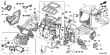 Related Parts for Honda CR-V Evaporator - 80211-SWA-A03