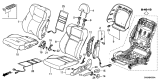 Related Parts for Honda Civic Seat Heater - 81534-SVA-A01