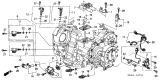 Related Parts for Honda Speed Sensor - 28810-PPW-013
