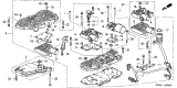 Honda Civic Automatic Transmission Filter