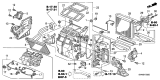 Related Parts for Honda Civic A/C Expansion Valve - 80221-SVA-A01