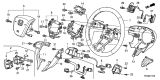 Related Parts for Honda Accord Steering Wheel - 78501-TE0-A51ZA
