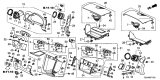 Related Parts for Honda Seat Heater Switch - 35650-SZA-A01ZA