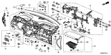 Related Parts for Honda Odyssey Air Bag - 77820-TK8-A82ZA