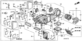 Related Parts for Honda Pilot A/C Expansion Valve - 80220-S3V-A51