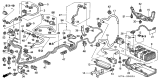 Related Parts for Honda Vapor Canister - 17011-SCV-A00