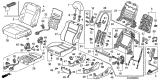 Related Parts for Honda Seat Heater - 81534-SDA-A06