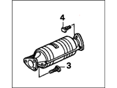 Honda Catalytic Converter - 18160-PAA-305