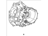 Honda Accord Bellhousing - 21000-RDE-305