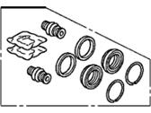 Комплект Honda 01463-SZA-A01, суппорт FR