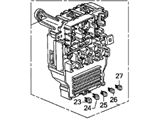 honda ridgeline fuse box - 38200-sjc-a14