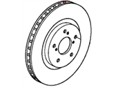 Honda Pilot Brake Disc - 45251-TK8-A02