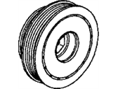 Honda Accord Crankshaft Pulley - 13810-P8A-A01