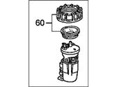 Honda 17045-S3V-A00 Module Assy., Топливный насос