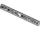 Emblem Genuine Honda 75731-S5A-A30 Rear Special Edition