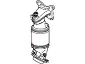 Honda Catalytic Converter - 18190-R40-A00