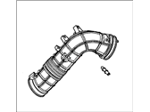 Honda Element Air Duct - 17228-PZD-A00
