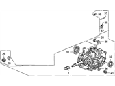 Honda Differential - 41010-R09-000