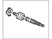 Honda Civic Tie Rod End - 53610-SNR-A01