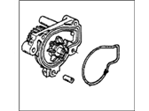 Honda Civic Water Pump - 19200-P08-004