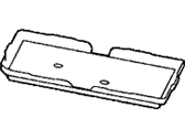 Honda Civic Battery Tray - 31521-TR7-000
