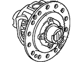 Honda Element Differential - 41100-RZH-003