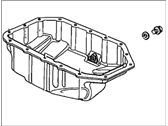 Honda CR-V Oil Pan - 11200-RAA-A00