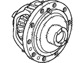 Honda Differential - 41100-RPC-010
