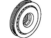 Honda Accord Crankshaft Pulley - 13810-RJA-003