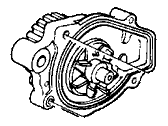 Honda CRX Water Pump - 19200-PE0-010