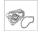 Honda Civic Water Pump - 19200-P01-004