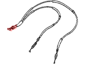 Honda Prelude Throttle Cable - 17910-SB0-771
