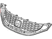 Honda Grille - 71121-TR3-A01