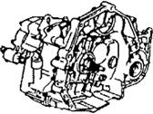 20011-P20-C52 - Genuine Honda Transmission Assy  (S20)