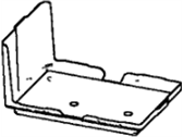 Honda Civic Battery Tray - 31521-SNC-000