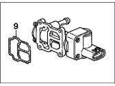 Honda Civic Idle Control Valve - Guaranteed Genuine Honda Parts