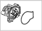 Honda Civic Water Pump - 19200-P2A-A01