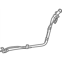 Honda HR-V Fuel Filler Neck - 17660-T7X-A01