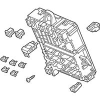 honda fit fuse box guaranteed genuine honda parts Nissan Juke Fuse Box