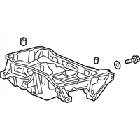 Honda CR-V Oil Pan - 11200-5PA-A00