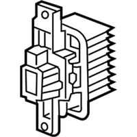 Honda Accord Blower Motor Resistor