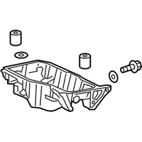Honda CR-V Oil Pan - 11200-5PH-A00