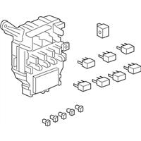 honda ridgeline fuse box - 38200-sjc-a01