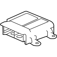 Honda Accord Air Bag Control Module