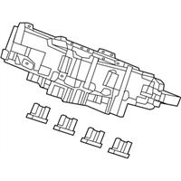 Honda Civic Fuse Box - Guaranteed Genuine Honda Parts on