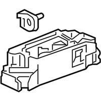 Honda CR-Z Fuse Box - Guaranteed Genuine Honda Parts on